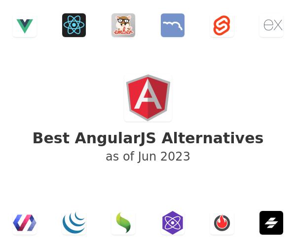 Best AngularJS Alternatives