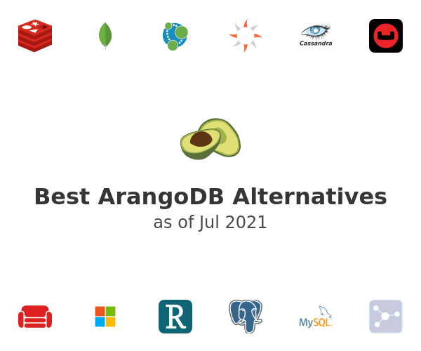 Best ArangoDB Alternatives