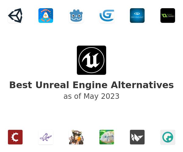 Best Unreal Engine Alternatives