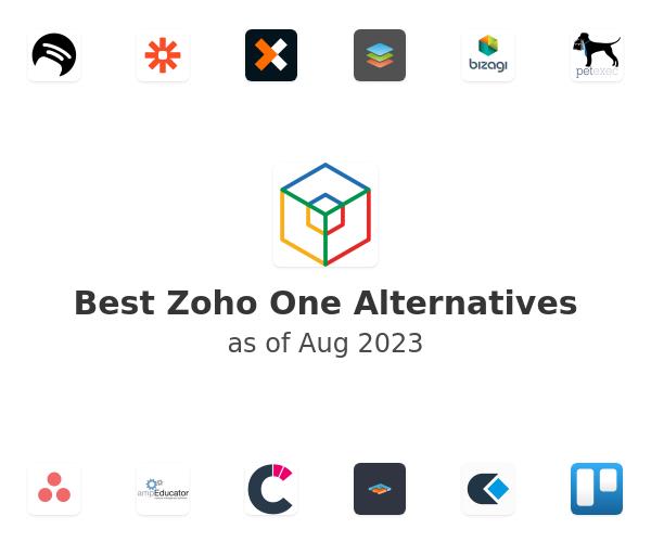 Best Zoho One Alternatives