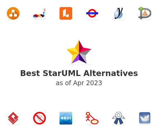 Best StarUML Alternatives