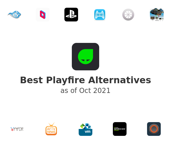 Best Playfire Alternatives