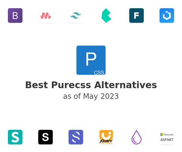 Best Purecss Alternatives
