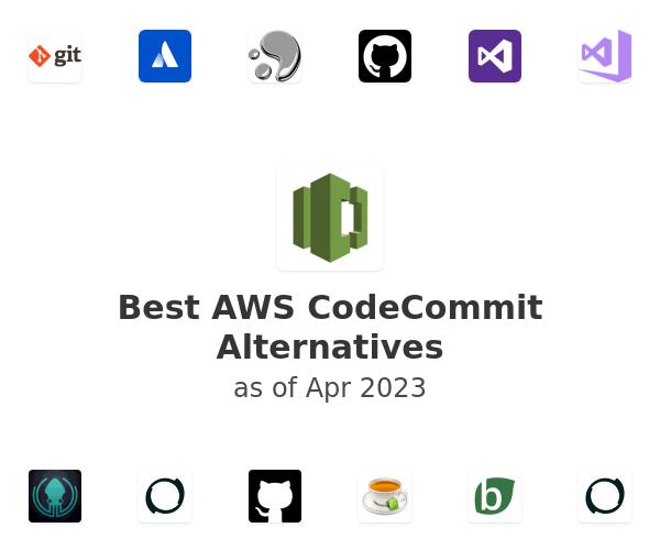 Best AWS CodeCommit Alternatives