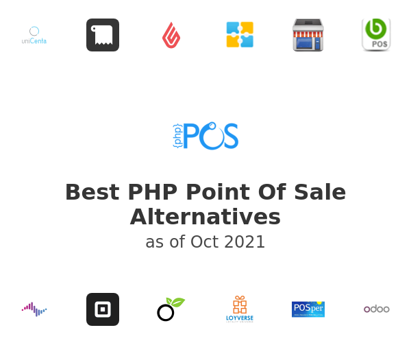 Best PHP Point Of Sale Alternatives
