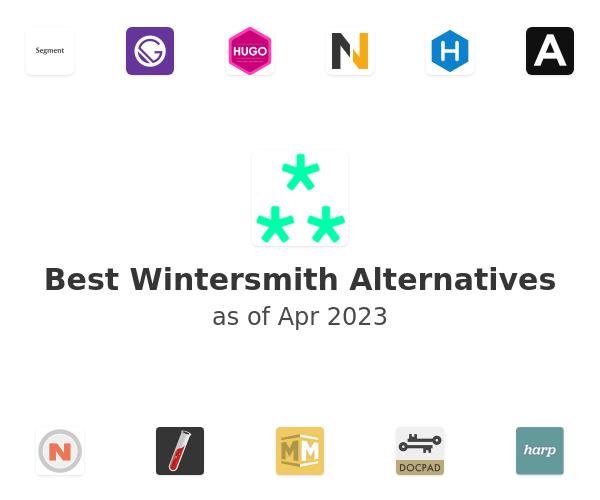 Best Wintersmith Alternatives