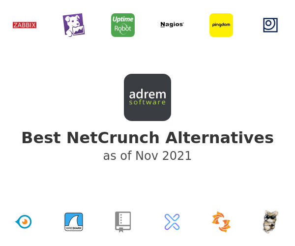 Best NetCrunch Alternatives