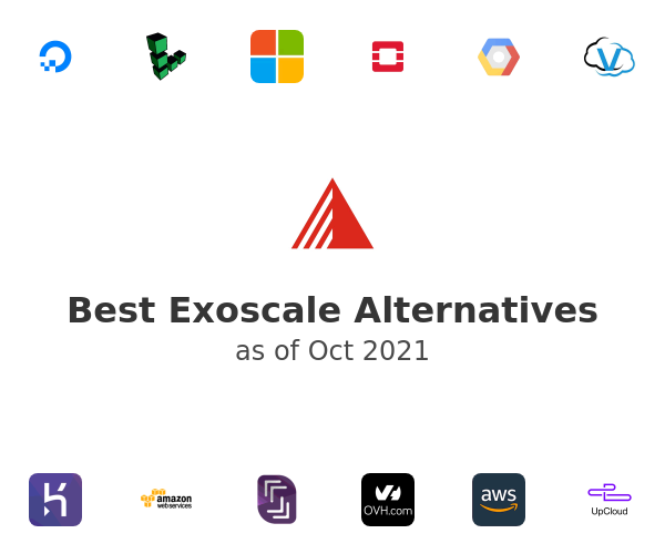 Best Exoscale Alternatives