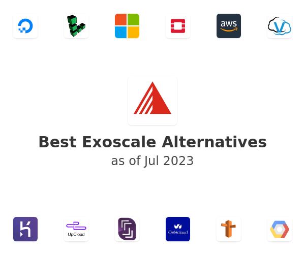Best Exoscale Alternatives