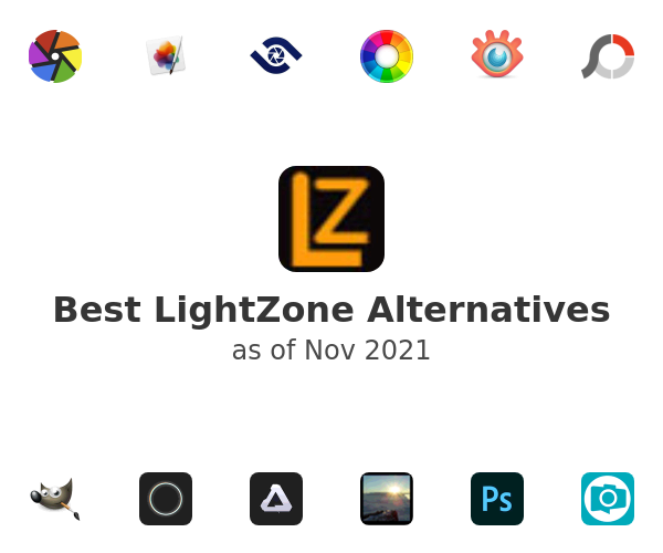 Best LightZone Alternatives