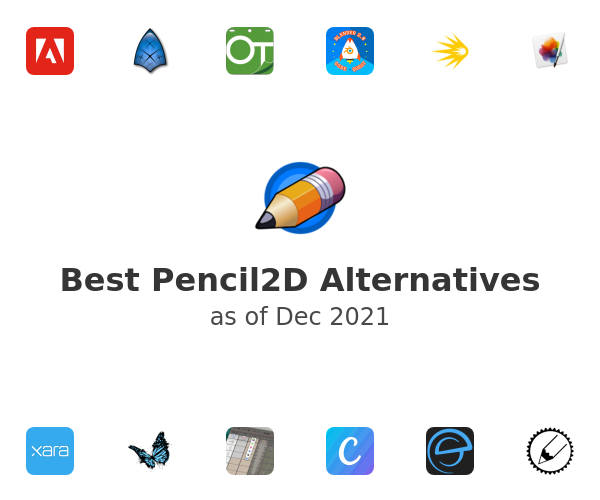 Best Pencil2D Alternatives