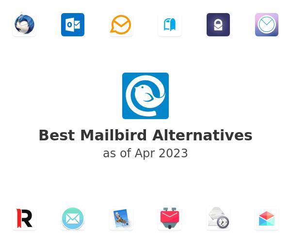 Best Mailbird Alternatives