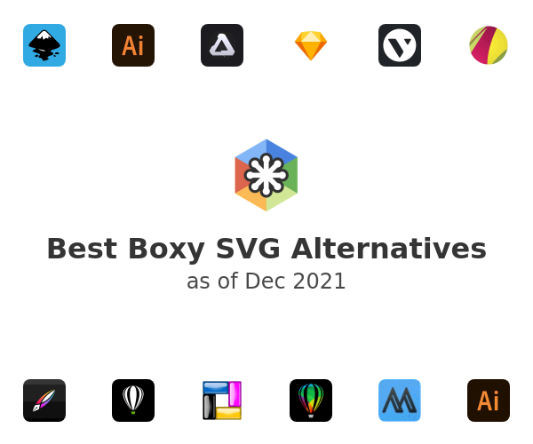Best Boxy SVG Alternatives