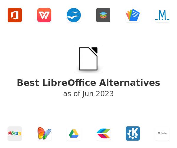Best LibreOffice Alternatives