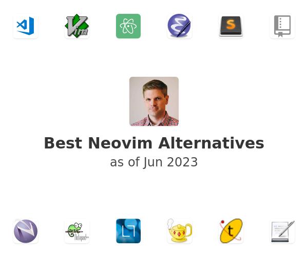Best Neovim Alternatives