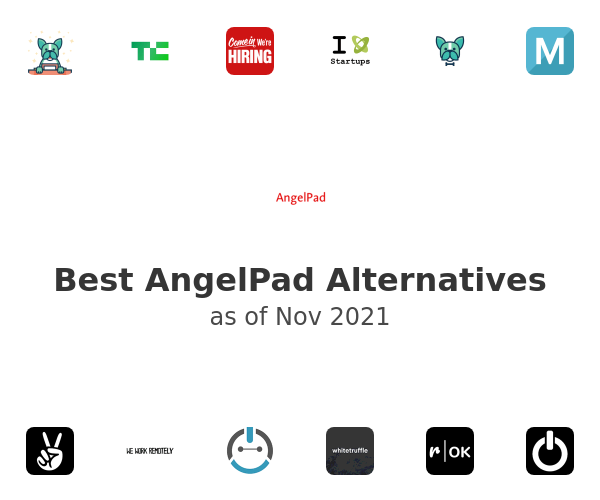 Best AngelPad Alternatives