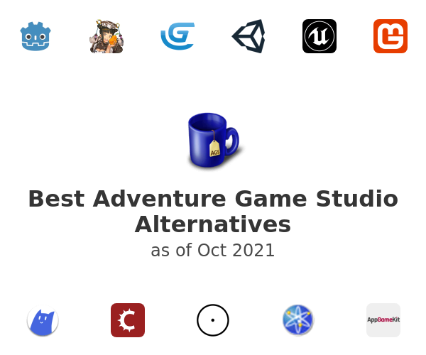 Best Adventure Game Studio Alternatives