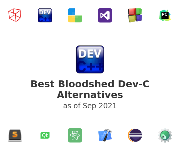 Best Bloodshed Dev-C Alternatives