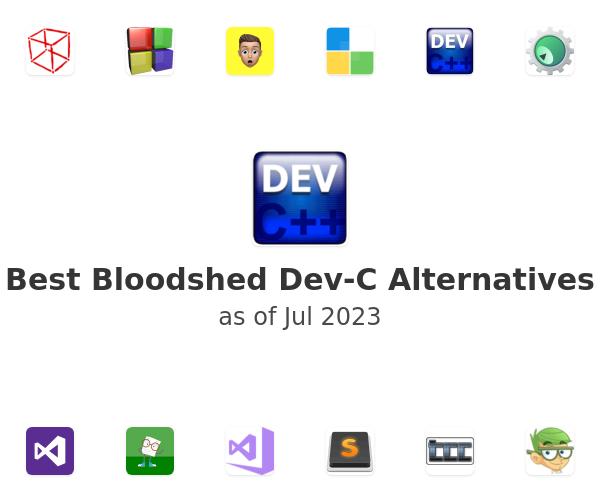 Best Bloodshed Dev-C Alternatives