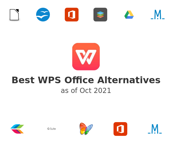 Best WPS Office Alternatives