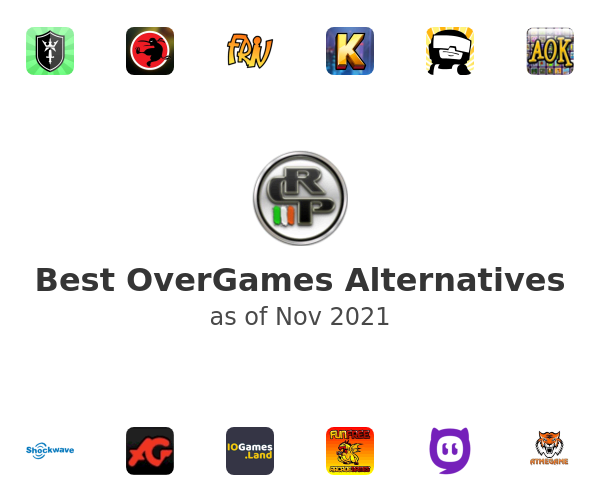 Best OverGames Alternatives