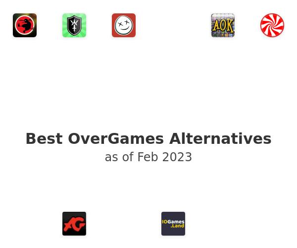 Best OverGames Alternatives