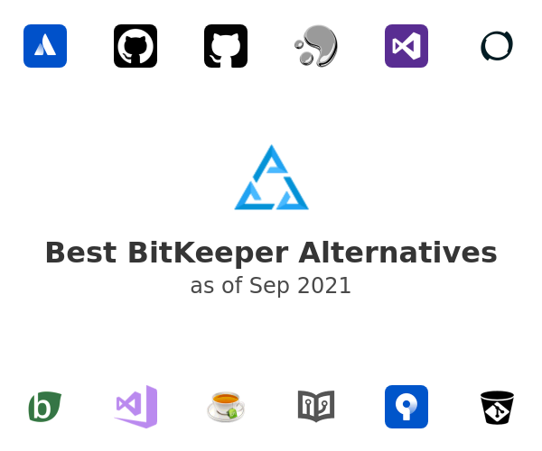 Best BitKeeper Alternatives