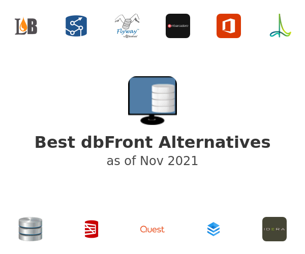 Best dbFront Alternatives
