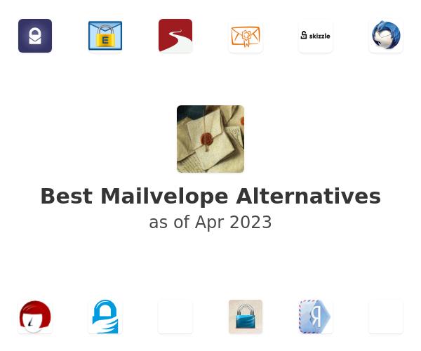 Best Mailvelope Alternatives