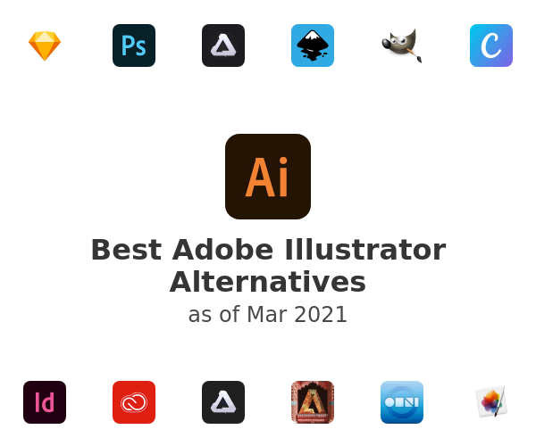 Best Adobe Illustrator Alternatives