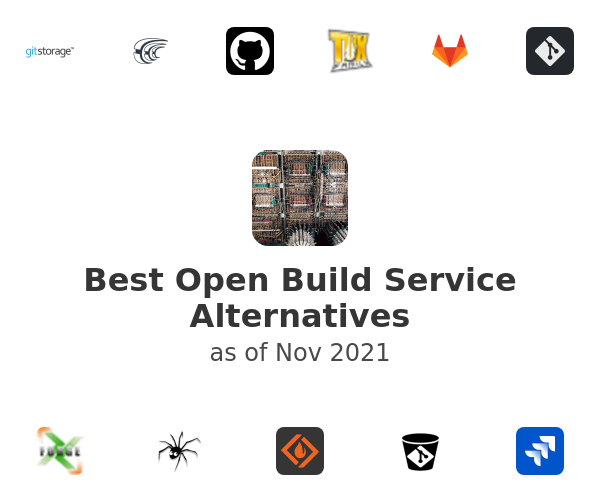 Best Open Build Service Alternatives