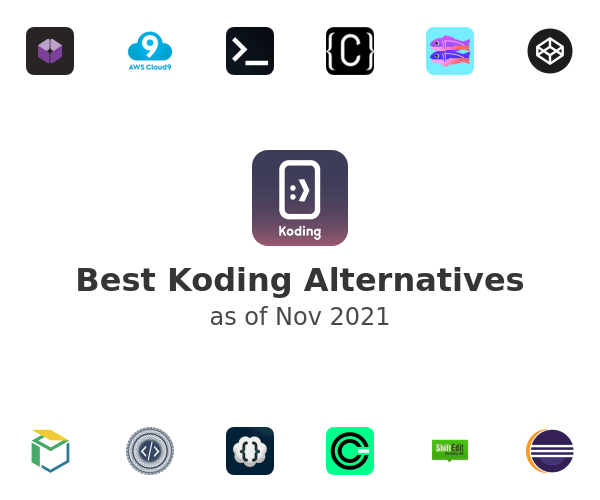 Best Koding Alternatives