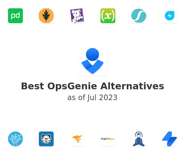 Best OpsGenie Alternatives