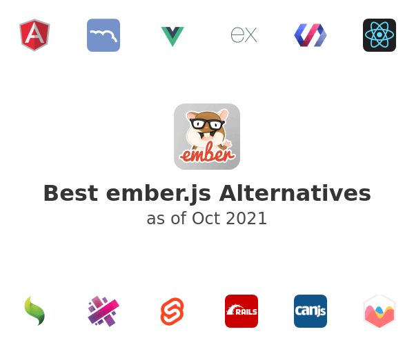 Best ember.js Alternatives