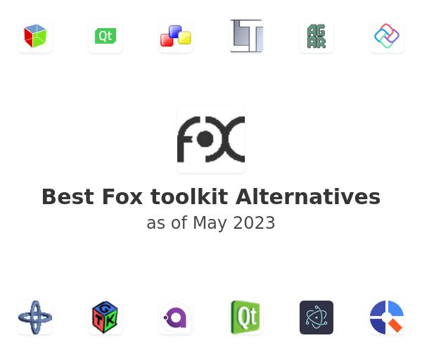 Best Fox toolkit Alternatives