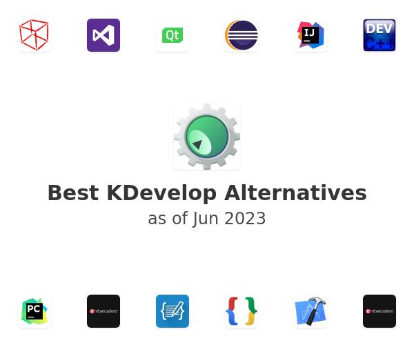 Best KDevelop Alternatives