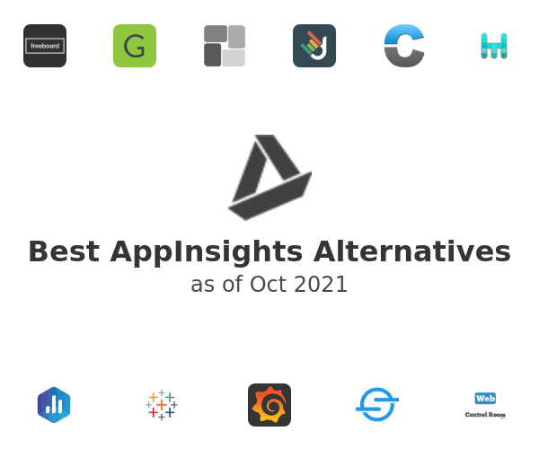 Best AppInsights Alternatives
