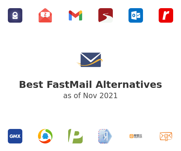 Best FastMail Alternatives