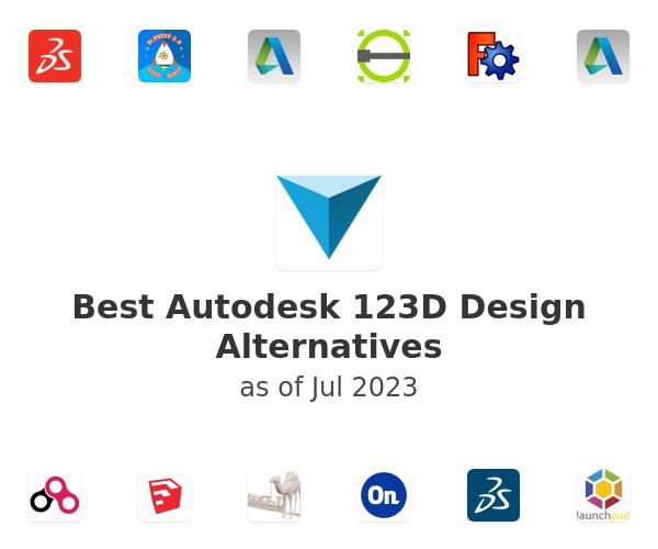 Best Autodesk 123D Design Alternatives