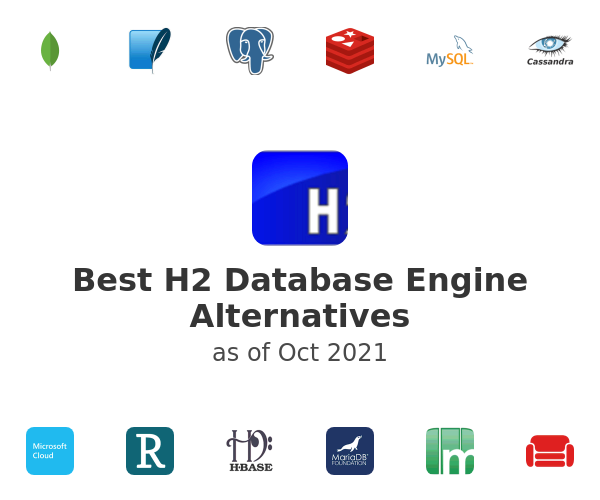 Best H2 Database Engine Alternatives