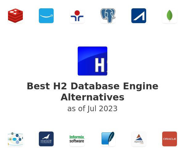 Best H2 Database Engine Alternatives