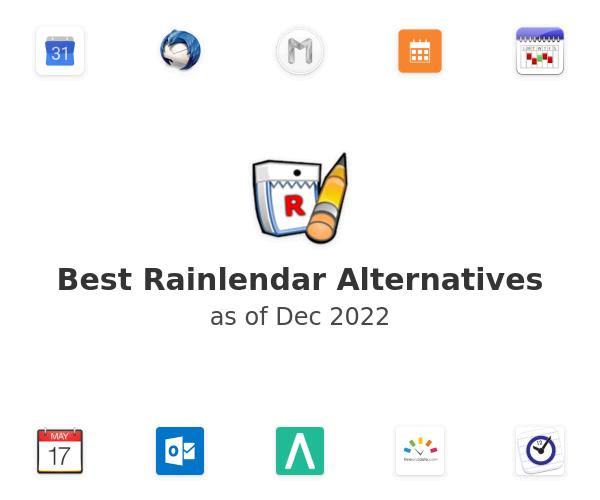 Best Rainlendar Alternatives