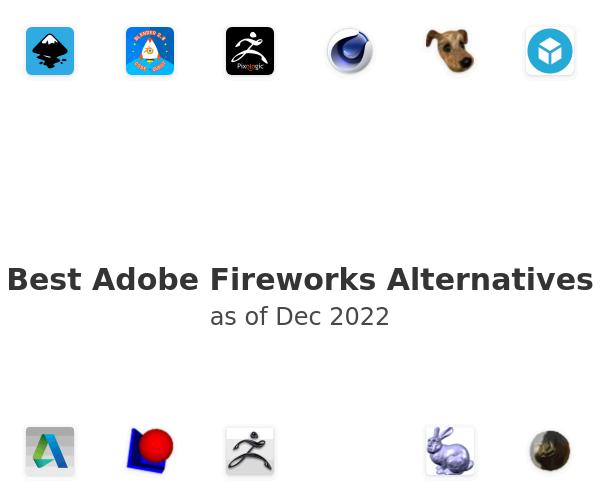 Best Adobe Fireworks Alternatives