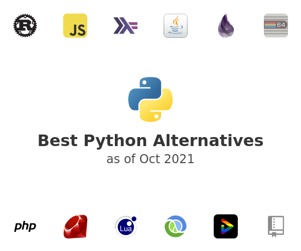 Best Python Alternatives