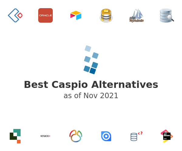 Best Caspio Alternatives