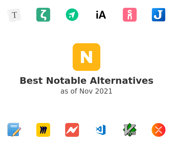 Best Notable Alternatives