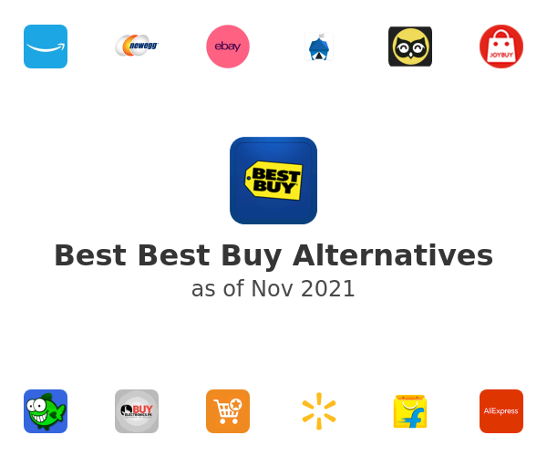 Best Best Buy Alternatives