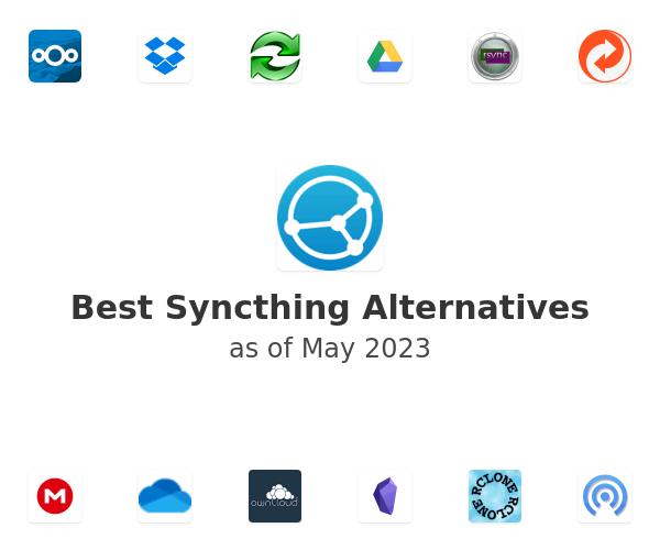 Best Syncthing Alternatives