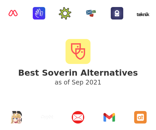 Best Soverin Alternatives