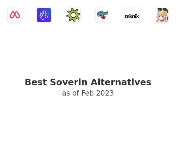 Best Soverin Alternatives